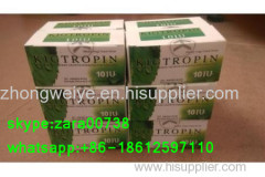 191aa HGH / human growth hormone HGH(kigtropin) 10iu/20iu/vial for bodybuilding lose weight