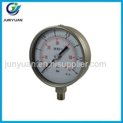 Hot Sale No shock Pressure gauge
