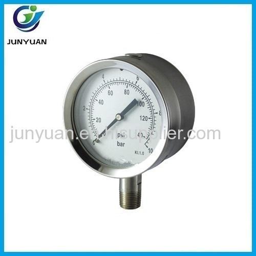Ningbo hot selling popular exporter best price wheel loader partsoil pressure guage
