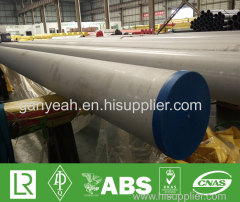 Welded Inox Pipe And Steel