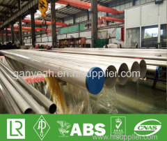Erw Stainless Steel 304 304l Pipe