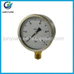 Small MOQ customize welcome top quality air pressure guage