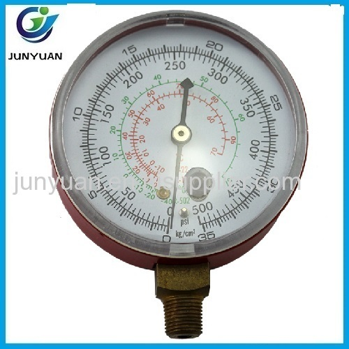 good material made in china freon gas pressure gauges