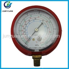 good quality best sale freon process pressure gauges