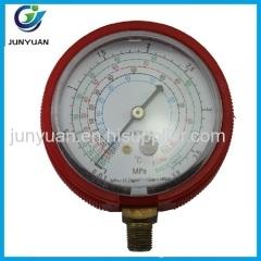 good quality best sale freon process pressure gauges