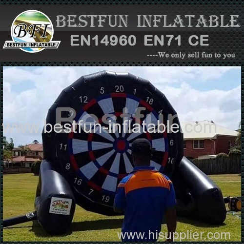 Inflatable Football Dart Games for Kids