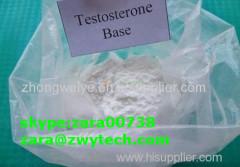 white Powder Testosterone-s Base CAS NO.58-22-0