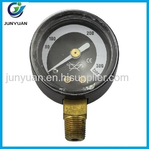 zhejiang well sale advanced technology best standard oem 40mm pressure gauge