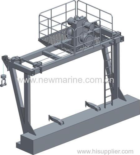Platform Davits (New Marine)