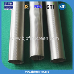 stainless steel rosin press filter tube