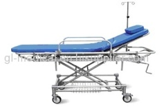 Hospital furniture emergency bed