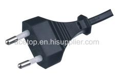 2.5A 250V European standard Power Cord