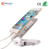 For HUAWEI OPPO retail shop anti theft alarm solution security mobile phone stand holder