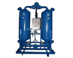 Micro calor regeneración adsorción de secado de la máquina