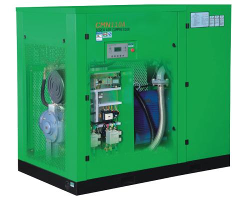 Micro-oil screw air compressor