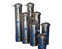 Stainless steel precision filter
