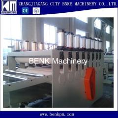 Panneau de mousse de PVC WPC faisant la machine