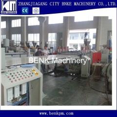 schiuma gratuito bordo linea di produzione del PVC WPC