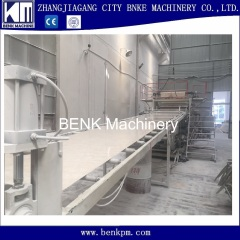 PVC artificial marble decorative sheet making machine