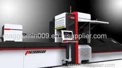 Automatic Bundle loader Fiber laser pipe cutting machine