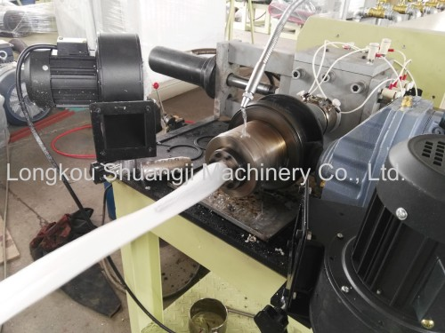 Best sale epe foam net pad making machine