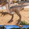 Dinosaur Theme Park Life Size Dinosaur Statue