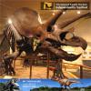 Museum quality life size dinosaur skeleton