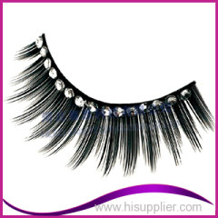 High quality with good price diamond false eyelash