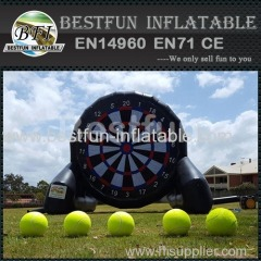 Special Inflatable Foot Dart with Protective cloth