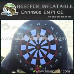 Funny Outdoor or Indoor Football Darts Games