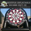 Inflatable Dartboard Football Stand