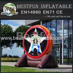 Inflatable Soccer Shooting Target Games for Event