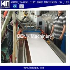 Multi-tipos PVC perfil extrusão máquina
