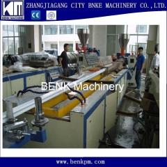 PVC-profiel extrusie machine