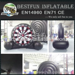 Outdoor Inflatable Dart Board Stand