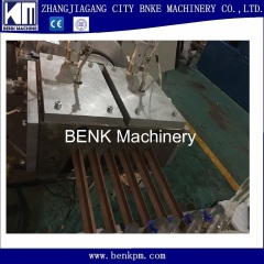 BENK Machinery China PVC small corner profile production line