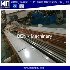PVC Profile Production Machine