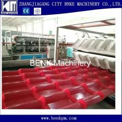 PVC Roof Tile Extrusion Machine