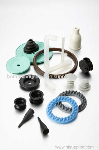 FKM Molded Rubber Parts