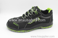 European standard t safety footwear