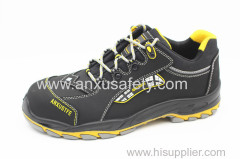 ax02004Y safety shoes with PU/Rubber outsole