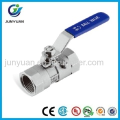 1 PC 2000 PSI CASTING BALL VALVE