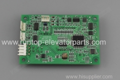 Elevator parts indicator PCB BX-SCL-C3 for Hitachi elevator