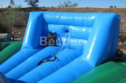 Thrilling inflatable hungry hippos game Dash N Grab game