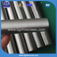 Tubo de filtração de resina de 25 micron