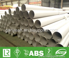 JIS G3459 Acier inoxydable 316ti Piping