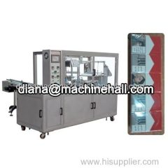 Shipha Trnasparent Film Overwrapping Machine