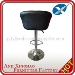 High Quality Adjustable Modern Bar Chair Price Pu Leather Bar Stool Chair