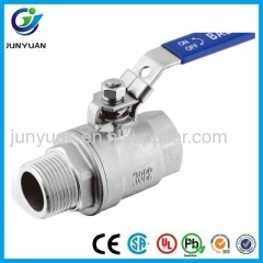 2017 MAIN PRODUCT M/F STAINLESS STEELBALL VALVE