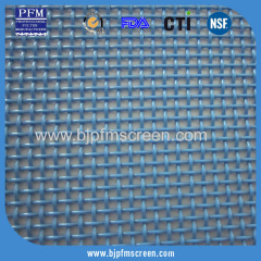 polyester linear screen mesh belt